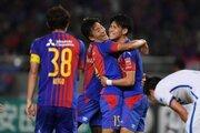 """鹿島、ドローで首位陥落…FC東京は橋本2ゴールも鹿島相手に""""ダブル""""ならず"""