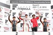 TOYOTA GAZOO Racing 2018スーパーフォーミュラ第4戦富士 レースレポート