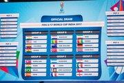 U17W杯の組み合わせ決定…日本はホンジュラス、ニューカレドニア、フランスと同組