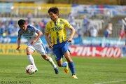栃木FW竹中公基が八戸へ期限付き移籍「結果を残せるように頑張ります」
