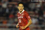 J1最下位の新潟が補強、名古屋MF磯村亮太が加入「全てをぶつけたい」
