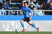 横浜FCのジョン・チュングンが岡山へ期限付き移籍「全力で頑張ります」
