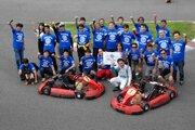 モータースポーツの醍醐味を体感しよう。小暮卓史主催のカート大会が9月1日に開催