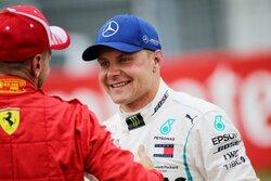 画像:ボッタス2番手「今日はフェラーリの方が速かったが、明日トップの座を奪いたい」:F1ドイツGP土曜