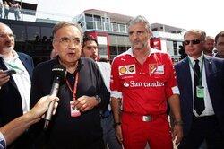 画像:フェラーリ会長マルキオンネが健康上の理由で退任