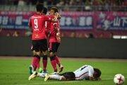 首位C大阪が浦和を4発粉砕! 杉本健勇は2ゴールで今季10得点目に