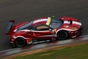 #50 Ferrari 488 GT3 スーパーGT第4戦SUGO 予選レポート