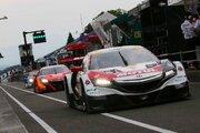 GT500予選《あと読み》:NSX陣営内の意地の張り合いが、SUGOの決勝を熱くする
