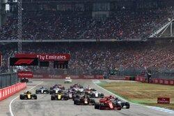 画像:【順位結果】F1第11戦ドイツGP決勝