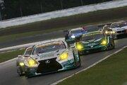 SYNTIUM LMcorsa RC F GT3 スーパーGT第4戦SUGO 決勝レポート