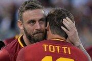 ローマの新主将デ・ロッシ、トッティの引退に言及「とても寂しくなる」