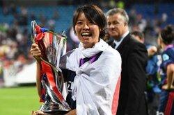 画像:熊谷紗希、FIFA女子最優秀選手賞候補に! CL3連覇のリヨンから5選手