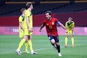 優勝候補スペインがオーストラリア撃破!…オヤルサバルのヘディング弾で辛勝