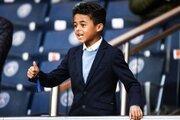 画像:クライファート氏の四男シェイン、9歳でナイキと契約 [写真]=Icon Sport via Getty Images