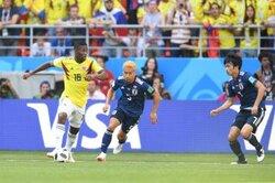 画像:W杯で日本とも対戦…コロンビア代表MFレルマ、ボーンマス移籍目前か