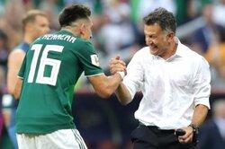 画像:メキシコ代表、オソリオ監督の退任決定…在任中は勝率6割超を記録