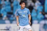 横浜FCがDF前嶋洋太の負傷を発表…右足大腿四頭筋肉離れで全治約6週間