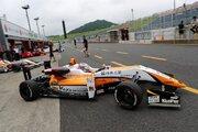 全日本F3もてぎ:坪井翔が第14戦/第15戦のポールポジションを獲得