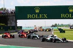 画像:【順位結果】F1第12戦ハンガリーGP決勝