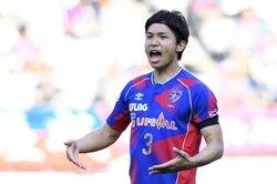 画像:FC東京、DF森重真人がJ1通算300試合出場達成「もっと偉大な選手に」