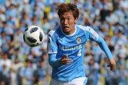磐田、DF新里亮がG大阪戦で左足を負傷…練習復帰まで5カ月の大ケガ