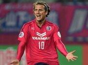 元C大阪のフォルラン、現役引退を発表「簡単なことではなかった」