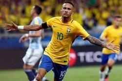 画像:FIFAランク首位のブラジル、代表メンバー23名を発表…ネイマールらPSGから最多4名