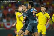 アルビ新潟Sが5得点大勝、準決勝進出へ大きく前進/シンガポールカップ準々決勝第1戦
