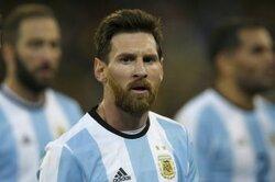 画像:アルゼンチン代表、招集メンバー23名にメッシら…イグアインは選外に