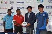 日印文化友好交流60周年を記念してインドのビッククラブとアビスパ福岡U−18が親善試合開催