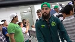 画像:「タイトルをブラジルに持って帰りたい」…浦和と対戦するシャペコエンセが来日