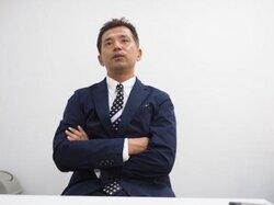 画像:昨季をもって現役を退いた永井秀樹さん。14日に引退試合が行われる