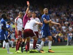 画像:壁に突き当たったチェルシー [写真]=Chelsea FC via Getty Images