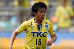 画像:今季出場1試合の栃木MF仙石廉、J3鳥取へ期限付き移籍「J2昇格を目標に」