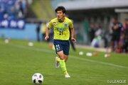 鹿児島、栃木からDF牛之濵拓を期限付きで獲得…今季はJ2で15試合出場