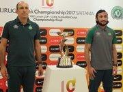 「明日、我々はチャンピオンになる」…スルガ銀行杯に臨むシャペコエンセが最終調整