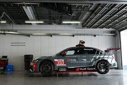 画像:サーキット2回目でも乗れた! アウディRS3 TCRで最新カスタマーレーシングカーを知る