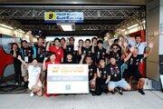 【動画】スーパーGT第5戦富士のZF Award受賞チームはPACIFIC with GULF RACING
