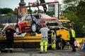 画像:WRCドイチェランド:シトロエンのミークがSS1クラッシュの波乱。トヨタ勢は6番手発進