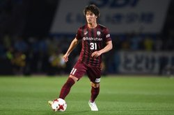 画像:神戸、21歳MF中坂勇哉がスペイン3部へ期限付き移籍「全力を尽くします」
