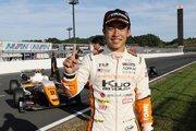 全日本F3選手権第10戦もてぎ:坪井翔がポール・トゥ・ウインで今季7勝目を飾る