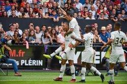 画像:W杯後初出場のムバッペが2ゴール! PSG、敵地で開幕2連勝飾る
