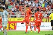 名古屋が福岡との上位対決制し5連勝…首位の湘南は熊本とドロー/J2第29節