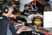 スーパーフォーミュラ:石浦宏明が明かすもてぎ戦の勝因。タイヤ壊したスピンが「いい方向に」