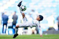 画像:C・ロナウド、息子のサッカー選手になる夢を応援も「彼の決断を尊重」