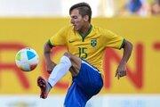 J1復帰目指す福岡がDF補強、エウレー獲得…元U23ブラジル代表
