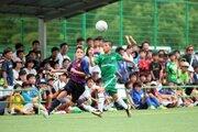 バルサ筆頭に海外勢5チーム中4チームがベスト8進出!/U−12 ジュニアサッカーワールドチャレンジ2018