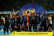 ヤングなでしこ、スペイン下しU20W杯初優勝! FIFA史上初の快挙達成