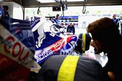 画像:ホンダ田辺TD「トラブルフリーの初日。予選に向けてエネルギーマネジメントの最適化に集中できた」:F1ベルギーGP金曜