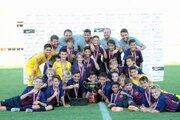 バルサがアーセナルを下して大会3連覇達成!/U−12 ジュニアサッカーワールドチャレンジ2018